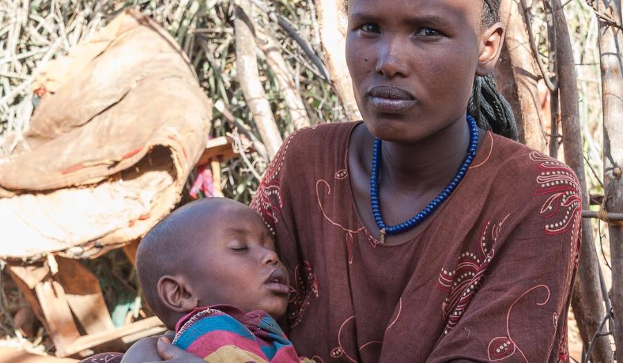 Geef voor noodhulp Ethiopische vluchtelingen Tigray