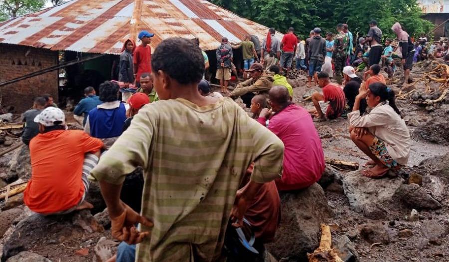 Geef voor noodhulp na cycloon Indonesië