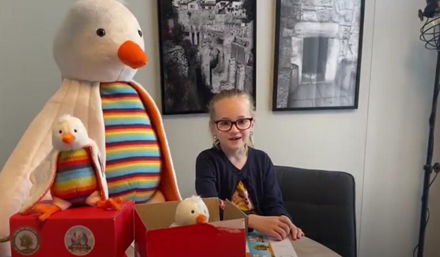 Rainbow speelt hoofdrol bij pinksteractie kids op Urk