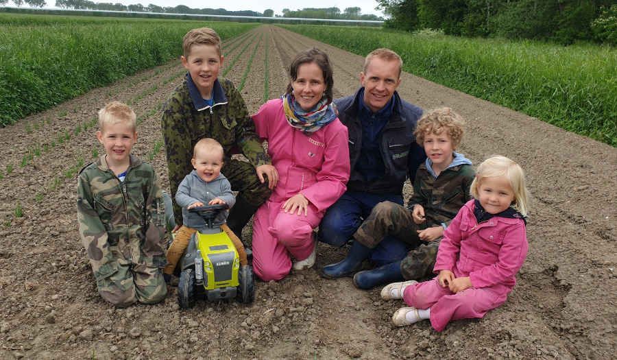 Cornelis en Carolien Mosselman winnen Martine Vonkprijs