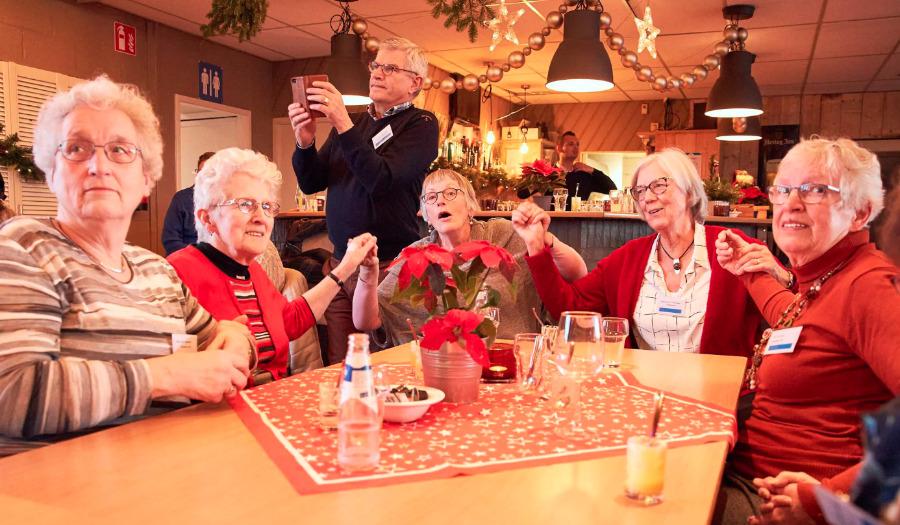 Inschrijving gratis vakantiemidweek voor 150 eenzame ouderen van start!