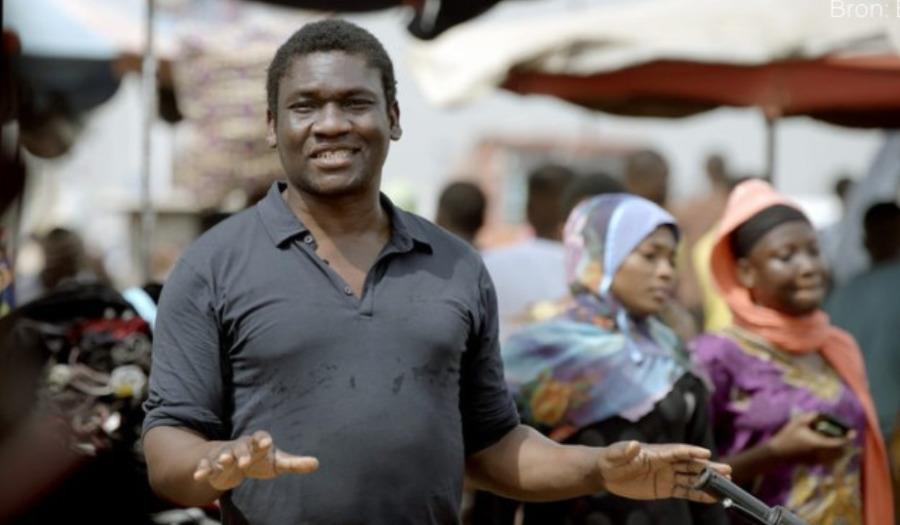 Kijk-tip Hoe God verscheen in Ghana
