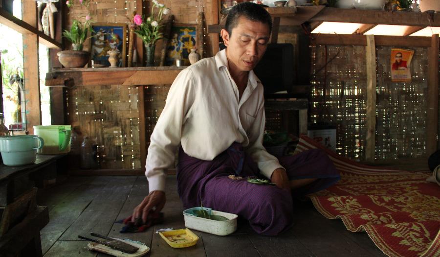 Voedselsteun voor kwetsbare gezinnen in Myanmar