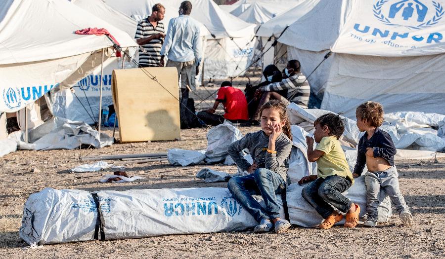 Vluchtelingentent onderstreept kerstcampagne Kerk in Actie